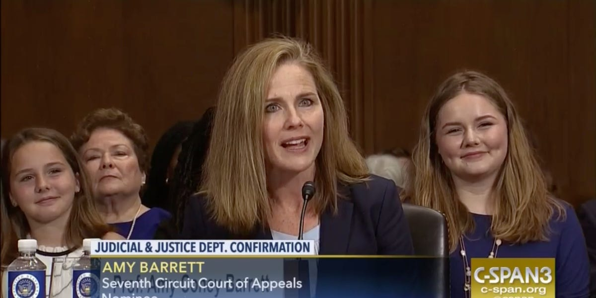 amy coney barrett - photo #18